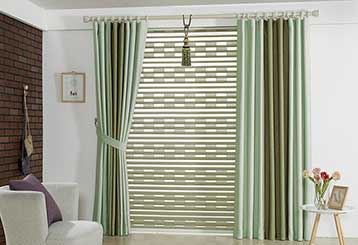Curtains and Custom Draperies Near LA | Motorized Blinds & Shades