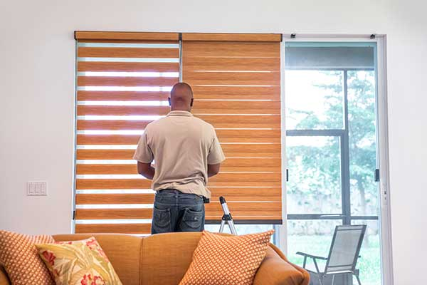 Motorized Blinds Repair Los Angeles Shade Installation