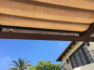 Cheap Patio Shades | Motorized Blinds & Shades LA
