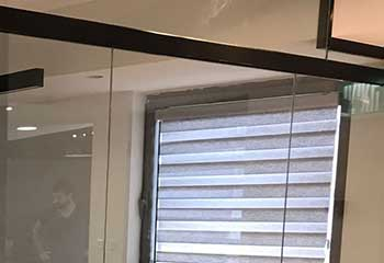 Motorized Cellular Shades, Bel-Air